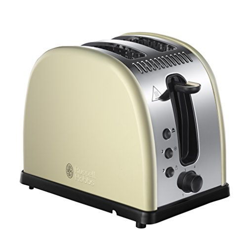 russell hobbs legacy 2 slice toaster cream my kitchen accessories. Black Bedroom Furniture Sets. Home Design Ideas