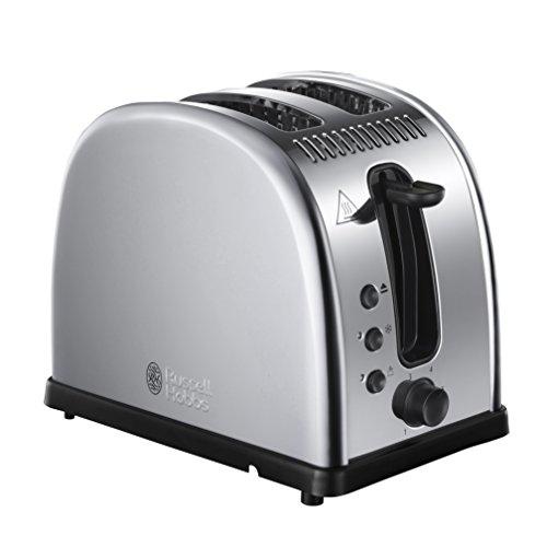 Russell Hobbs Legacy 2 Slice Toaster - Stainless Steel