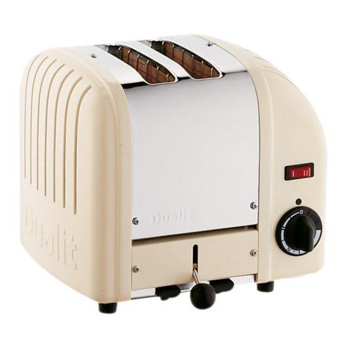 Dualit Classic 2 Slice Cream Toaster