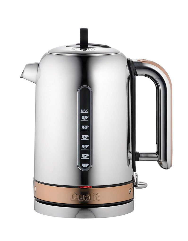 Dualit Classic Kettle, Copper Kitchen Accessories