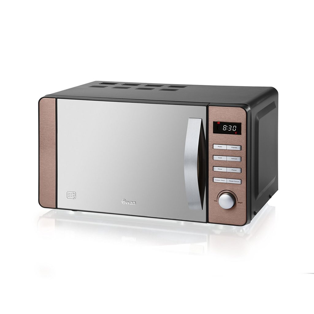 Swan Digital Copper Microwave