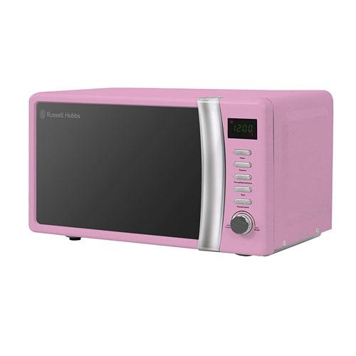 Russell-Hobbs-RHMD702PK-17-L-Digital-700-Watt-Pastel-Pink-Microwave
