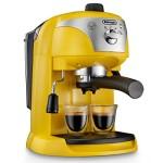 Delonghi ECC220.Y Motivo 15 Bar Pump Espresso Machine - Yellow