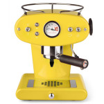 Francis Francis for Illy X1 Yellow Ground Coffee Machine