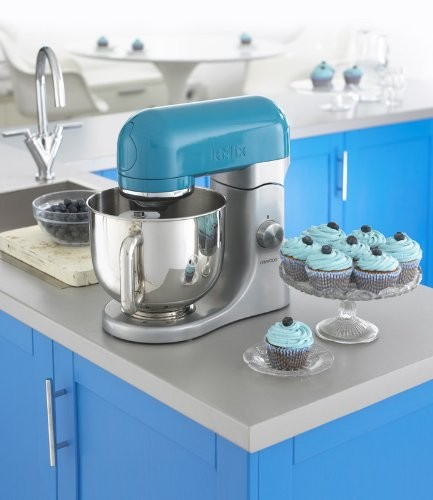 kitchen mixer accessories kenwood kmix kmx93 stand mixer teal blue 2306