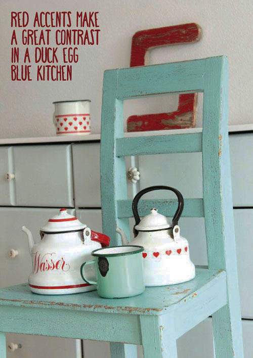 duck egg blue kitchen accessories uk what colours go with duck egg blue the guide 9629