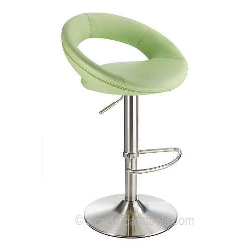 Sorrento Mint Green Kitchen Bar Stool