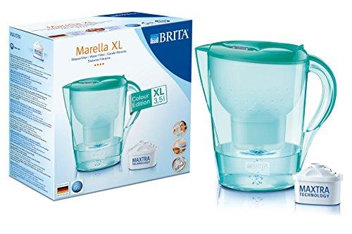 Brita Marella Cool Water Filter Jug Mint Green