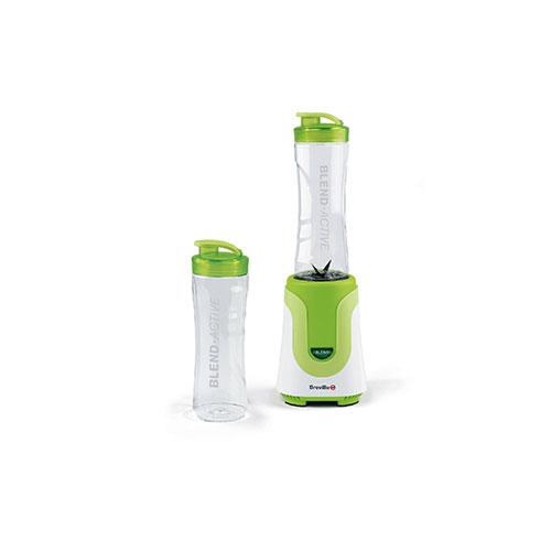 Breville Blend-Active Personal Blender 300 Watt White/Green