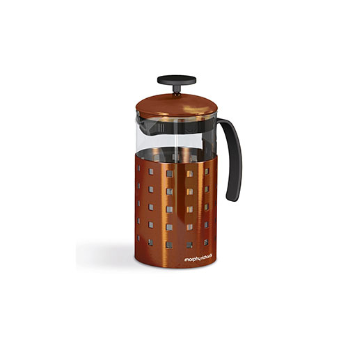 Morphy Richards 46194 Accents 8 Cup Cafetiere Copper