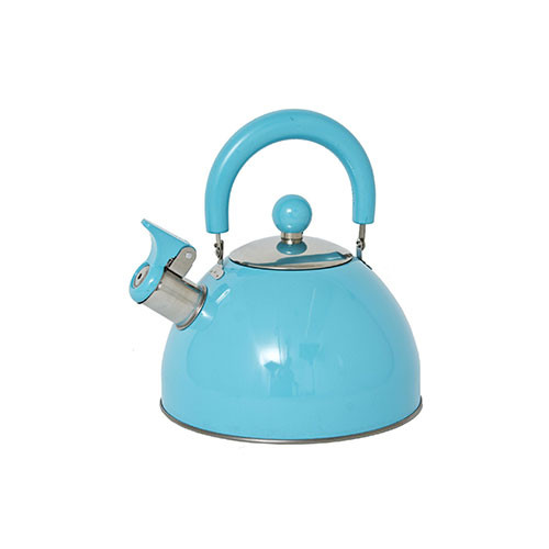 Panorama Retro Whistling Kettle Duck Egg Blue