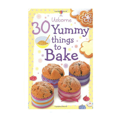 30 Yummy Things to Bake (Usborne Activity Cards)