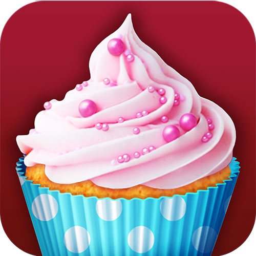 Cupcake Cooking Game App