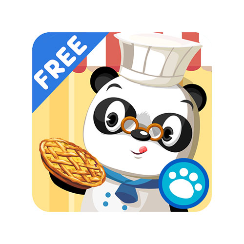 Dr. Panda's Restaurant - FREE - Cooking Game For Kids