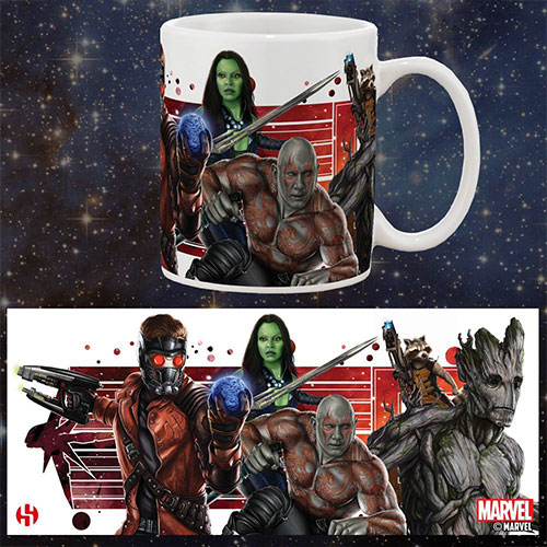 Guardians of the Galaxy - Guardians of the Galaxy Mug