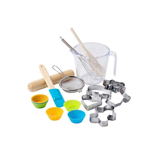 ProCook Childrens Baking Set 17 Piece