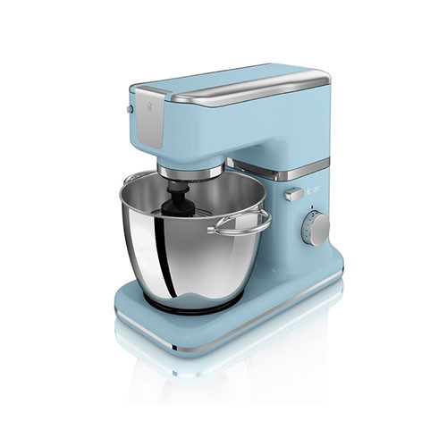 Swan Retro Stand Mixer - Duck Egg Blue (1000w)