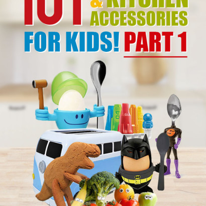 101 Cooking Ideas & Kitchen Accessories For Kids Part 1