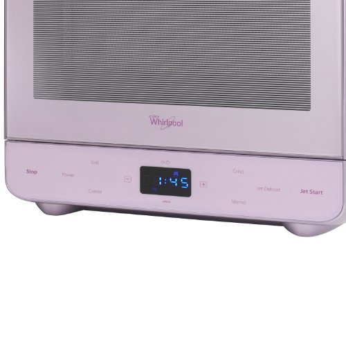 Whirlpool Max Microwave with Crisp Function Pink 1400 Watt