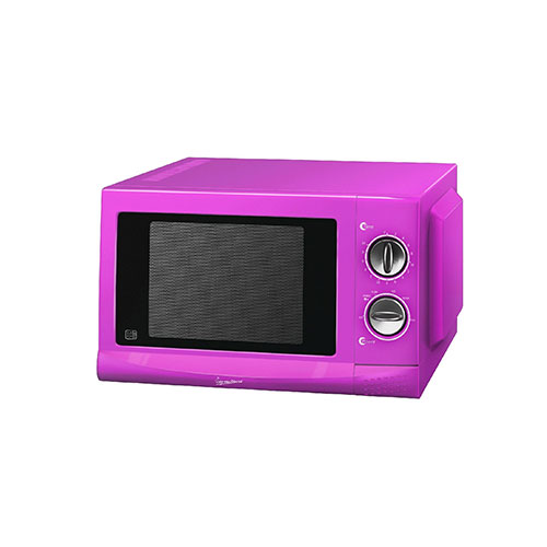 Signature S24004EGLMO 17L Microwave Hot Pink