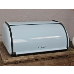 Plint Brobox Box Pastel Blue Bread Bin Bread