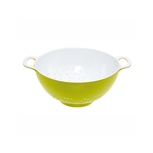 Colourworks Lime Green Melamine Colander 15 cm