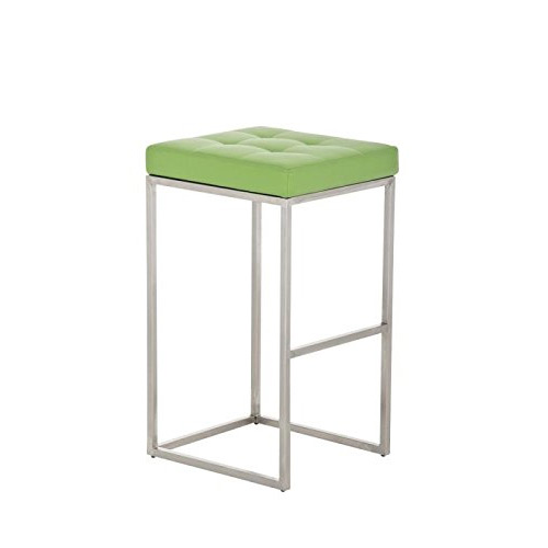 CLP Lugano lime green breakfast bar stool