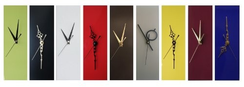 Contemporary Living Company Slim Wall Clock