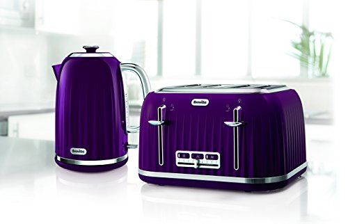 Breville Impressions 4 Slice Toaster Purple My Kitchen