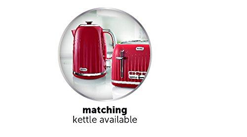 Breville Impressions 4 Slice Toaster - Red