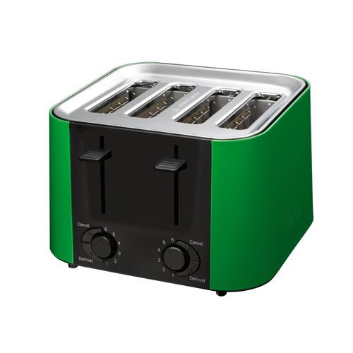 Prestige Daytona 4-Slice Toaster, Green