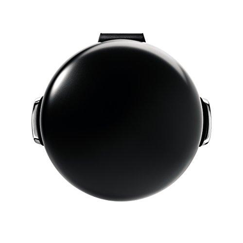 Simplehuman 30 Litre Retro Pedal Bin - Black Steel