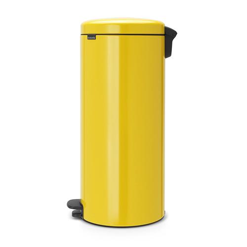 Brabantia Yellow Pedal Bin